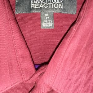 Kenneth Cole Reaction Shirts - Reaction Kenneth Cole men's dress shirt